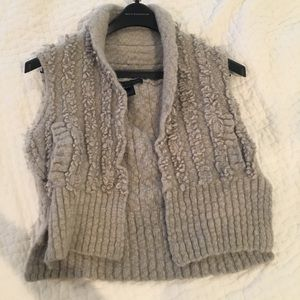 Marc by Marc Jacobs Wool Vest